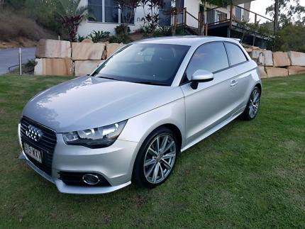 2011 Audi A1 Ambition (MY11)