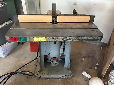 Oliver 285-t Single Spindle Shaper
