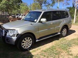 2008 Mitsubishi Pajero Exceed LWB 4 x 4 - 7 Seater, Automatic Canina Gympie Area Preview