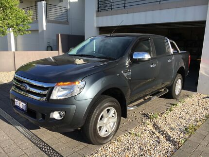 Ford Ranger XLT Hi-Rider (4x2) with extras