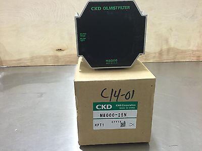 Ckd Filter M8000-25n