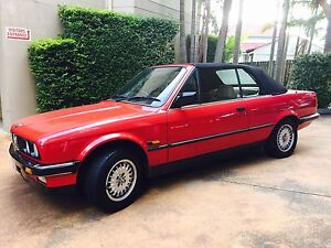 1988 BMW 3 Convertible East Brisbane Brisbane South East Preview