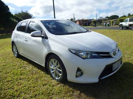 2014 Toyota Corolla Hatchback Atherton Tablelands Preview