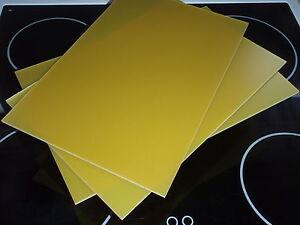 3mm Glass Fibre FR4 Sheet GRP Glassfibre Fibreglass Plate model boat UK quality