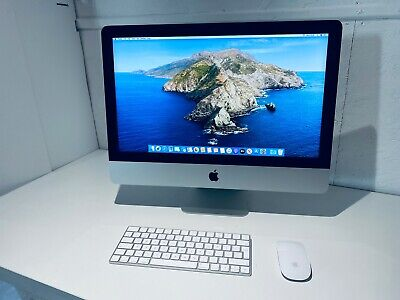 "Apple iMac 21.5"" 4K Retina 2015 Intel Core i5 3.1Ghz Quad Core 8GB 1TB HDD"