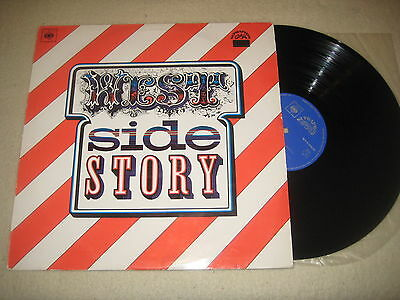 West Side Story  Vinyl LP Supraphon