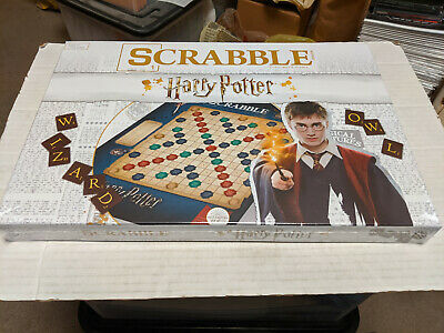 Harry Potter Scrabble Board Game NEW