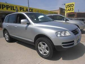 2005 Volkswagen Touareg Turbo Diesel Suv Wangara Wanneroo Area Preview