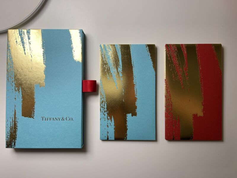 2021 Tiffany & Co. Red Envelopes (Year of the Ox)
