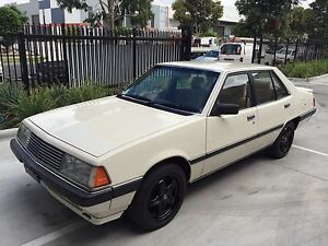 Mitsubishi Sigma GSR Strathmore Moonee Valley Preview
