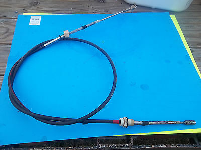 USED YAMAHA REVERSE CABLE FITS XL1200 LTD CAME OFF RUNNING SKI OEM