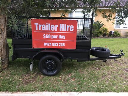 Trailer hire! Manly Manly Area Preview