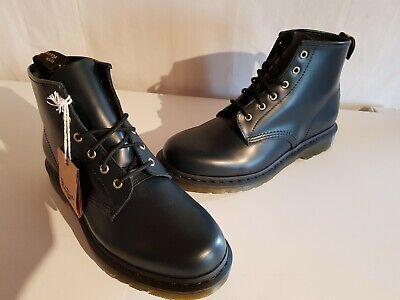 Dr. Martens 1460 Herren Leder Boots Farbe nachtblau Größe 43 NEU
