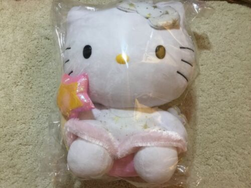NWT Hello Kitty plush Ty Sanrio large 11 inch new