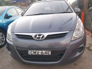2011 Hyundai i20 automatic  Granville Parramatta Area Preview