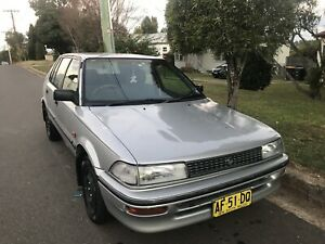 1994 TOYOTA COROLLA FOR SALE