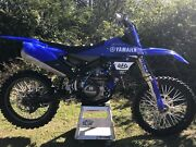 Yz450 2016 Helensburgh Wollongong Area Preview