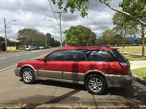 2000 SUBARU OUTBACK LIMITED Oatlands Parramatta Area Preview