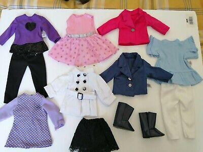 """Design A friend Outfit Bundle Ti Fit 18""""doll"""