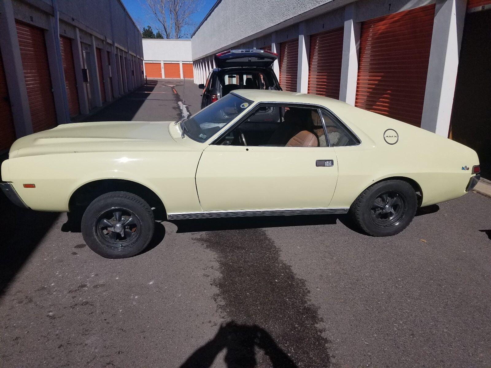 1969 AMC AMX  1969 AMC AMX Project Car