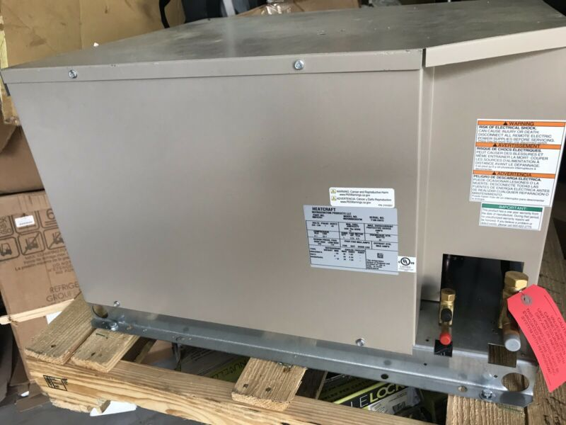 Heatcraft Refrigeration Condensing Unit Compressor  Model MOH008X62CFM