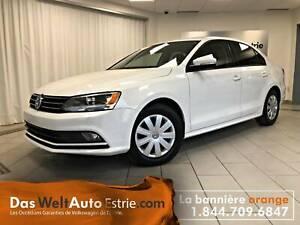 2016 Volkswagen Jetta 1.4 TSI Trend+, Gr. Électrique, A/C, Autom