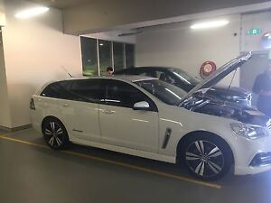 2015 Holden Commodore VF MY14 SZ6 Sportswagon Storm Auto Mount Kuring-gai Hornsby Area Preview