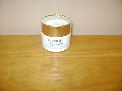 Clinique Even Better Brightening Moisture Cream Plus Very Dry to Dry Comb .5