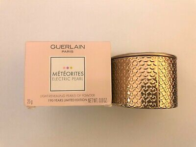NIB Guerlain Meteorites Electric Pearls Limited Edition Holidays -