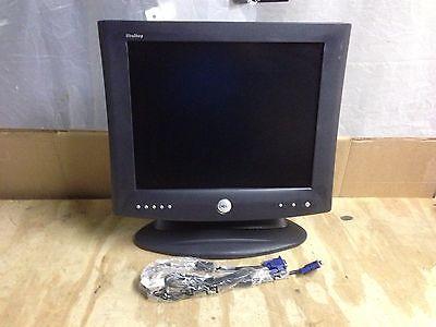 """Dell 17"""" LCD Monitor  E1702fp VGA LCD flat screen computer monitor"""