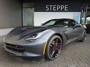 Corvette C7 Coupe 8Gg.AT RED Package Perf.Data Recorder