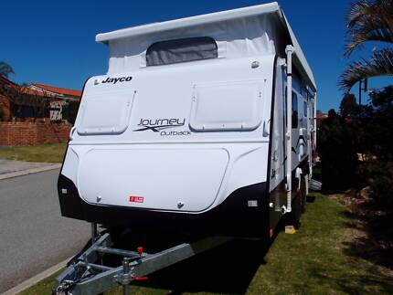 Jayco Journey 17.55-9 Outback Leeming Melville Area Preview