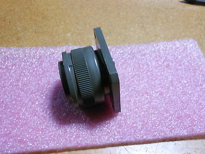 Bendix Connector With Contacts Fp3106a-24-10p Nsn 5935-01-175-8292