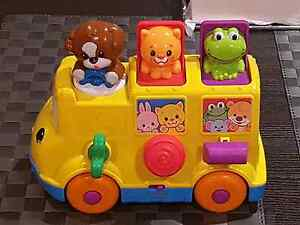 Fisher price singing bus Waverton North Sydney Area Preview