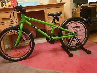 Frog 52 s Green Kids girls boys hybrid Bike- new Condition