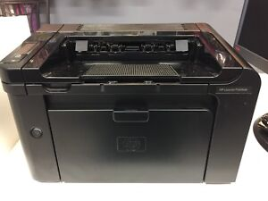 Monochrome LaserJet P1606dn printer