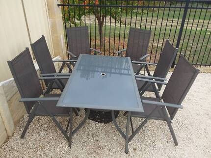 Outdoor reclining chairs | Outdoor Dining Furniture | Gumtree ...