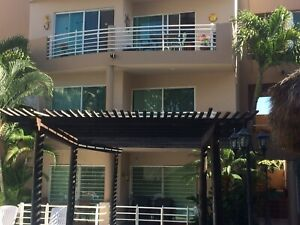 Beautiful 2 bedroom condo for rent in Bucerias Mexico!