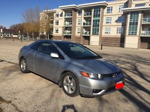 2008 Honda Civic LX Coupe (safetied)
