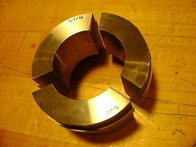 Hardinge S22 Collet Pads Hex-Your choice 1 3//8 1 7//16 15//16