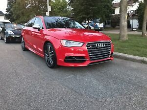 2015 Audi S3 Progressiv with Audi Care