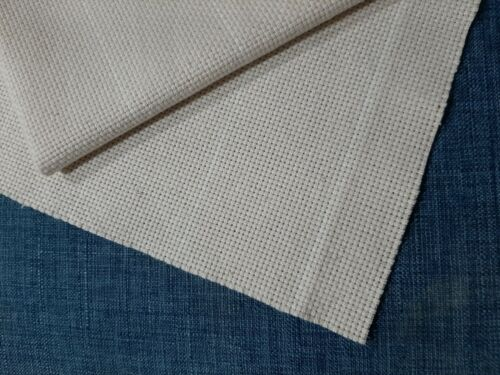 "Monks Cloth for tufting, rug hooking, punch needle 1 yard 144"" wide 100% Cotton"