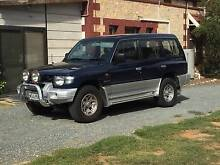 1999 Mitsubishi Pajero Wagon, Dual  Fuel, Dual Air Bags, ABS Karoonda Karoonda Area Preview