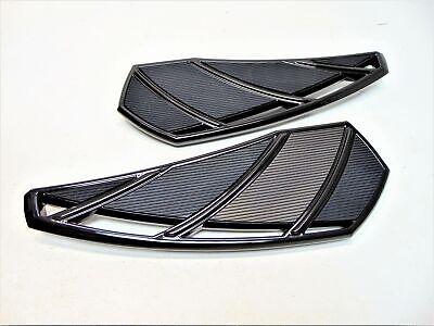 Kuryakyn Indian Phantom Driver Floorboards Gloss Black 5771