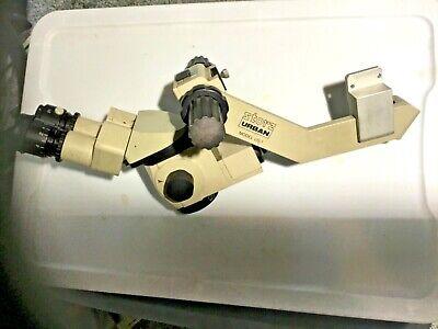 Storz Urban Model Us-1 10x Binoculargood Condition Working Head Rack Arm