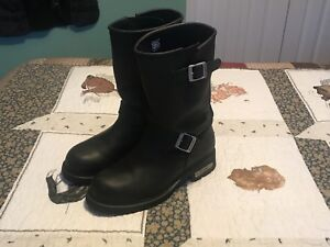 Men's size 11 motorcycle boots