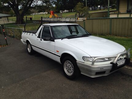 1999 Ford Falcon Ute West Wallsend Lake Macquarie Area Preview