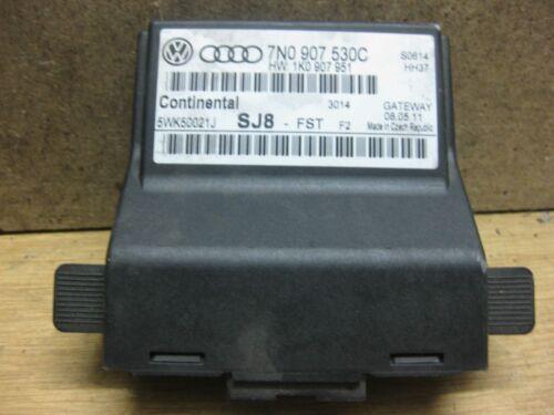 Steuergerät VW Caddy III  7N0907530C  7N0 907 530 C  5WK50021J