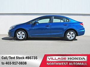 2013 Honda Civic LX | 3 Day Super Sale on Now!