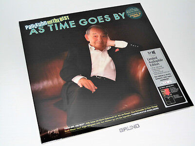 2 LP: Paul Kuhn - As Time Goes By, Strictly Limited Edition, NEU & OVP (A8/3)